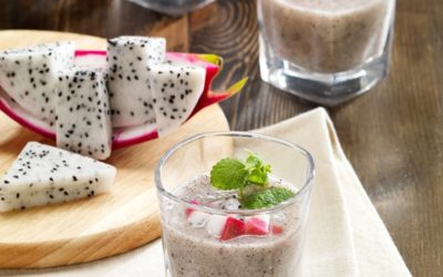 Mint scent Dragon Fruit Ade