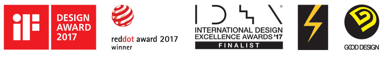EVO820 International Awards